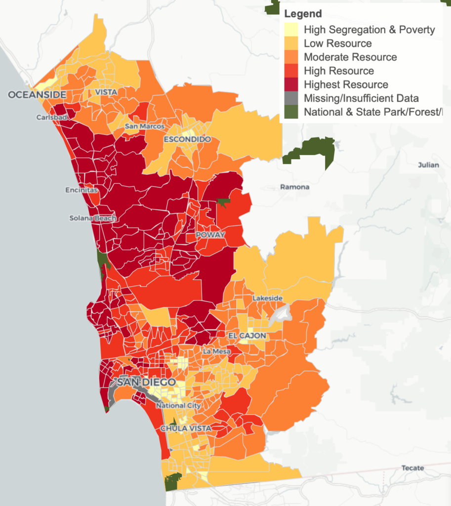 "SB50: What Are ""jobs-rich"" Areas And Where Would It Apply"